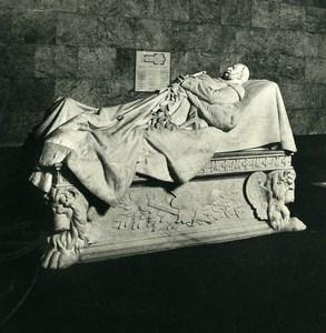 Allemagne Charlottenburg Mausolee Guillaume I Ancienne Photo Stereo NPG 1900