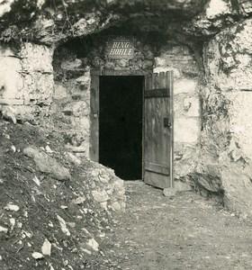 Germany Streitberg Binghöhle Cave Old NPG Stereoview Photo 1906