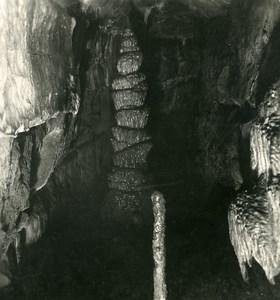 Germany Bavaria Streitberg Binghöhle Bing Cave Old NPG Stereoview Photo 1906 #6