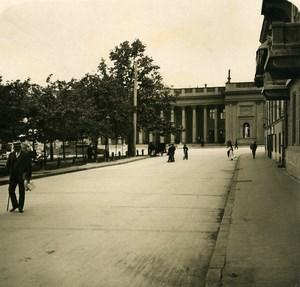 Russia Ukraine Odessa Stock Exchange Old NPG Stereo Photo 1900