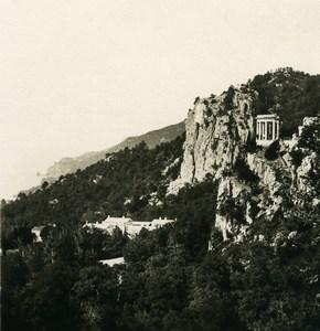 Russia Crimea Orianda Oreanda Panorama Old NPG Stereo Photo 1900
