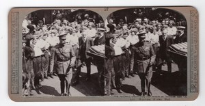 WWI Hull Roi George V Munitions Works Ancienne Photo Stereo Realistic Travels 1917