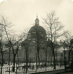 Pologne Varsovie Warszawa Nowe Miasto Ancienne Photo Stereo NPG 1905