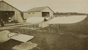 Boris Rossinsky Bleriot XI Russia Aviation Photo 1911