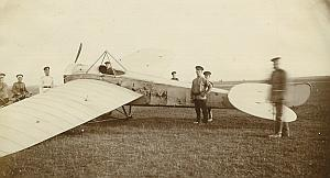 Nieuport Monoplane Moscow Russian Aviation Photo 1911