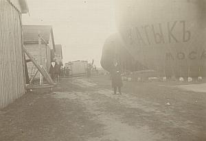 Russian Pioneer Adam Haber-Wlynski Aviation Photo 1912