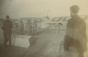 Pegoud Bleriot Airplane Russia Aviation Photos Lot 1914