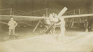 Antoinette Monoplane in Russia Aviation old Photo 1911