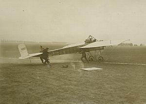 Farman Monoplane French Aviation old Photo 1911
