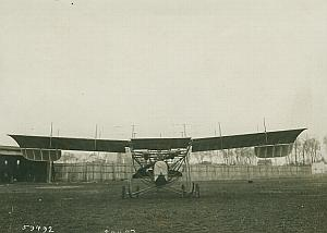 Gassier Sylphe Monoplane French Aviation Photo 1911
