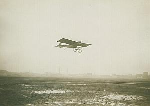 Monoplan Vendome in flight Aviation old Photo 1912