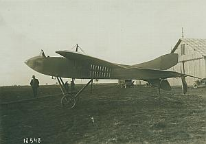 Torpille Ruby Borel Prototype Aviation Photo 1914