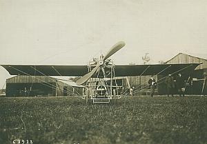 Demoiselle Audemars Garros Aviation Photo 1911