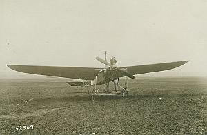 Tellier Monoplane French Aviation Photo 1911