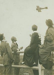 Deperdussin Reims Gordon Bennett Aviation Photo 1913