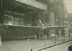 Monoplan Koechlin at Grand Palais Aviation Photo 1909