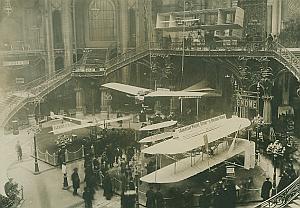 Salon de l'Aviation Wright Bleriot Farman Photo 1908