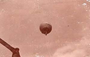 Russia Moscow Tethered Balloon Le Journal Aviation old Photo 1909