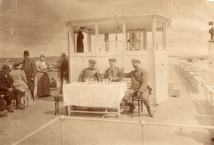 Russie Aviation Aeronaute Charles Gilbert Lot de Photos et Papiers Anciens 1900-1940