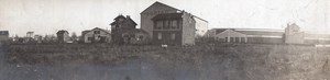 France Puteaux Aviation Zodiac Maurice Mallet Hangars old Panorama Photos 1910's