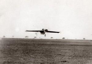 Buc Aviation Edourd Chateau sur REP2 bis Prix des 200m Ancienne Photo Branger 1908